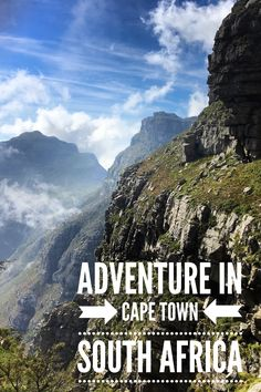 Hiking Table Mountain in Cape Town should not be taken lightly. 10 must know tips prior to walking up Table Mountain via Platteklip Gorge. Africa Destinations, Travel Destinations, Beautiful Places To Visit, Cool Places To Visit, Table Mountain Cape Town, Travel Photos, Travel Tips, Travel Stuff, Travel Goals