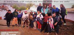 Trekking & camping to Peenath temple.... Befriend Nature at Kausani