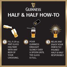 Guinness Half & Half