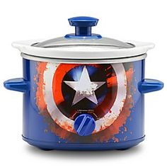 Be A Hero In The Kitchen With Captain America Kitchen Appliances