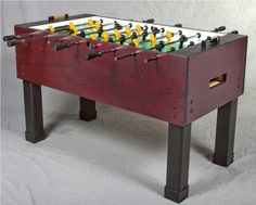 Classic Tornado Foosball Table - http://sfor.njcomicexpo.com/classic-tornado-foosball-table/ : #Foosball Tornado foosball table – Foosball men is one of the most popular replacement parts now look for when it comes to tornado foosball table. There are various types of replacement foosball men that you should know from the size, dimensions, and so forth. When replacing tornado foosball table,...
