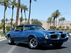 Blue 1971 Pontiac Firebird Formula for sale located | Listing ID: CC-1187150 | ClassicCars.com | #DriveYourDream | #pontiacfirebird