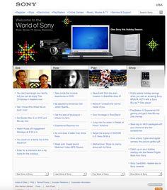 2007 Sony.com