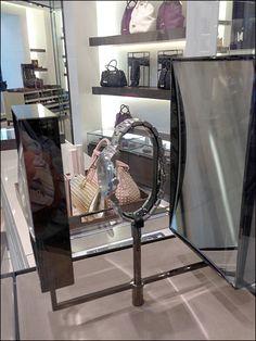 Burberry Steam Punk Display Magnified – Fixtures Close Up Watch Display, Visual Merchandising, Victorian Era, Burberry, Steam Punk, Inspiration, Wrist Watches, Design, Retail