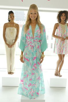 Lilly Pulitzer Resort2016 [Photo: George Chinsee]
