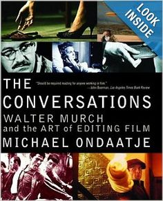 """Read """"The Conversations Walter Murch and the Art of Editing Film"""" by Michael Ondaatje available from Rakuten Kobo. The Conversations is a treasure, essential for any lover or student of film, and a rare, intimate glimpse into the world. Good Books, Books To Read, The English Patient, The Exorcist, Film School, Cult Movies, Page Turner, Great Films, Beautiful Mind"""