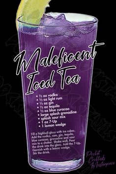 Liquor Drinks, Alcoholic Drinks, Beverages, Mixed Drinks Alcohol, Alcohol Drink Recipes, Refreshing Drinks, Summer Drinks, Cool Drinks, Tea Cocktails