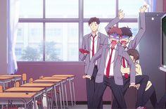 Randomwonderland: Gekkan Shoujo Nozaki-kun (Monthly Girl's Nozaki-kun) {Anime Review}