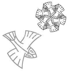Escher01 vector 451472 - by m311060 on VectorStock®