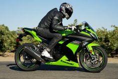 2013 Kawasaki Ninja 300 ABS - Photo©Adam Campbell