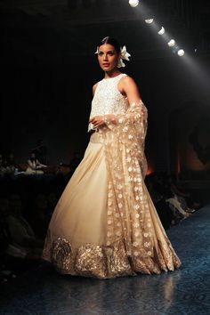 Indian Designer Manish Malhotra Presents Mijwan 2015