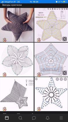 Crochet Home, Crochet Crafts, Easy Crochet, Crochet Projects, Crochet Pillow Patterns Free, Crochet Stitches Patterns, Crochet Designs, Crochet Cushion Cover, Crochet Cushions