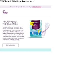 Free Sample: Tena Trial Kit | Coupon and Free samples