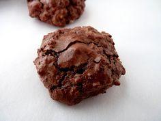 :pastry studio: Chocolate Soufflé Cookies