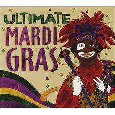 Ultimate Mardi Gras CD