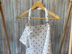 Nursing Cover Up Cotton Nursing Scarf Breastfeeding Cover Up Nursing Shawl Dots Breastfeeding Ap Nursing Apron, Nursing Shawl, Nursing Clothes, Car Seat And Stroller, Baby Car Seats, First Birthday Outfits, 3rd Birthday, Nursing Cover Up