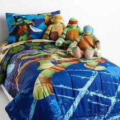 Teenage Mutant Ninja Turtle Bedding Coordinates