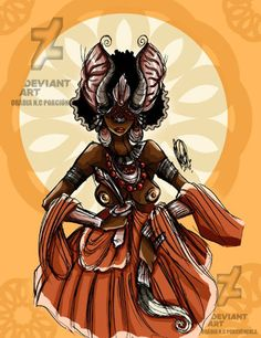Matamba by Oradine.deviantart.com on @DeviantArt