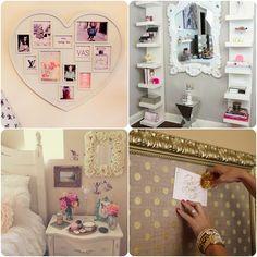 Para fazer no seu quarto