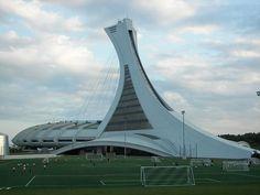 Estadio olímpico Montreal