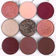 Anastasia Beverly Hills eyeshadow singles. #ad #makeup #beauty #ABH #ABHshadows