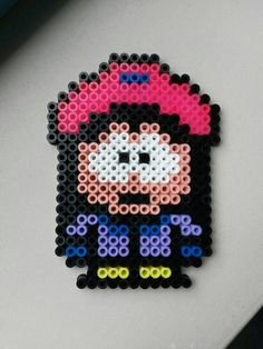 Wendy - South Park Hama Beads by Thea P.