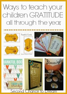 Ways to Teach your Children Gratitude all through the year - awesome ideas! Gratitude just isn't for November! Free Printable Gift Tags, Homeschool Kindergarten, Preschool, Thanksgiving Crafts, November Thanksgiving, Activity Days, Give Thanks, Raising Kids, Diy Party