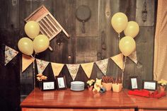 Tessa's Winnie the Pooh Themed Baby Shower