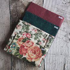 Zbytkový balíček látek růže zelené Pot Holders, Scrappy Quilts, Hot Pads, Potholders