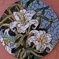 A selection of mosaics featured in various exhibitions. Pip Edwards is available for commissions of any size, from swimming pools to feature walls.