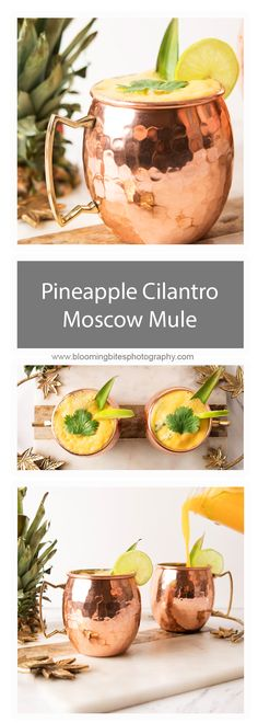 Pineapple Cilantro M