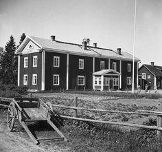 Old farmhouse, The Anttila House in Lapua, Finland | Antilan talo, Lapua