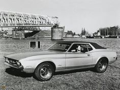 1971 Mustang Grand promo photo