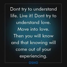 Image result for knowledge and knowing osho