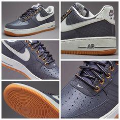 sale retailer f97a1 c0dfe Nike Sportswear Mens Air Force 1 - Dark Grey   Light Brown  Light Brown قیمت