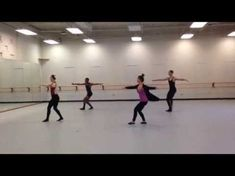 ▶ Jazz Combo for Technique & Lines. Give It To U by Robin Thicke - Tiffanie Carson Choreography (Shenandoah University) Teach Dance, Jazz Dance, Lets Dance, Dance Class, Dance Studio, Dance Wear, Dance Tips, Dance Lessons, Dance Videos