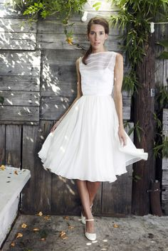 Alexandra Grecco: The Natalie Dress  Possible mother of the groom dress??