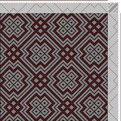 Hand Weaving Draft: N. 29-95, Weber Kunst und Bild Buch, Marx Ziegler, 16S, 16T - Handweaving.net Hand Weaving and Draft Archive