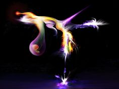 """""""Phoenix: Organic Beginnings"""" Digital"""