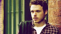 Richard Madden, ie, Robb Stark, ie, The King in the North.... :)
