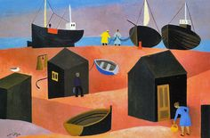 "Style ""Naïve Art (Primitivism)"" - WikiPaintings.org"