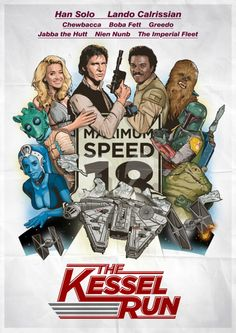 """The Kessel Run"""