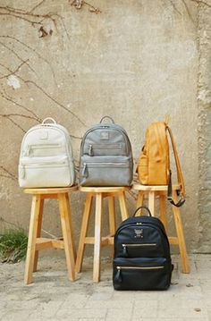 8ebfbdc691d60d Monopoly Wanna be office leather daily backpack by Monopoly. The Office  leather daily backpack is perfect for school