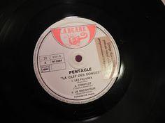 PENTACLE-LES CLEFS DE SONGES (FRENCH PROG CLASSIC) ORIGINAL ON ARCANE