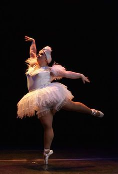 """The Big Ballet is a troupe of dancers from Russia who weigh a minimum of 220 pounds each."