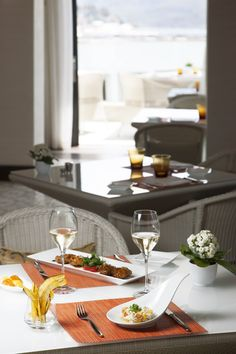 Jumeirah Port Soller Hotel & Spa - Mallorca Restaurants - Food