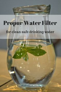 Propur water filters remove all kinds of toxins from your drinking water, including lead, Chromium-6, fluoride, and a whole host of other biological and chemical contaminants. Sits on your countertop - no messing with plumbing! Great for everyday use and for emergencies. Works with tap water, well water, and even water straight out of a river or pond! Stop wasting money on bottled water. This article is loaded with information to help you decide if Propur is the right water filter for you.