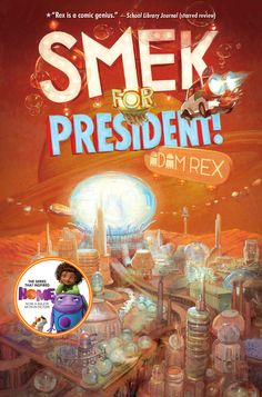 Mommy's Favorite Things: Win a $25 Visa and Copies of The Meaning of Smekday and Smek for President #home #Smekday