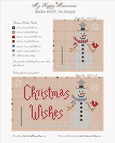 Christmas Wishes FreebieMyHappyMemories