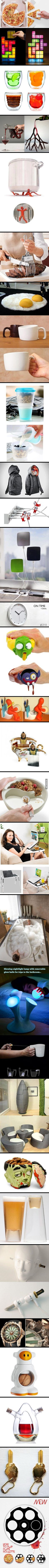 Yet another line of genius inventions that should be sold anywhere and everywhere.